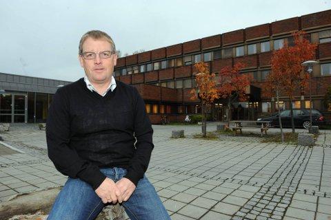 Rådmann Bjørn Fauchald. Arkivfoto