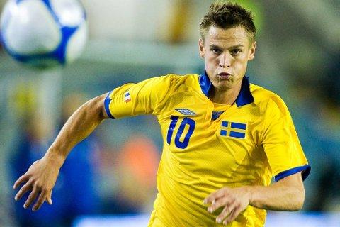 Markus Rosenberg får sjansen på topp i Sveriges EM-åpningskamp mot Ukraina.