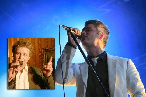 KOSTER: Uno Arnesen, arrangør for Festningskonserten, sier at det koster å se artister som Kaizers Orchestra.