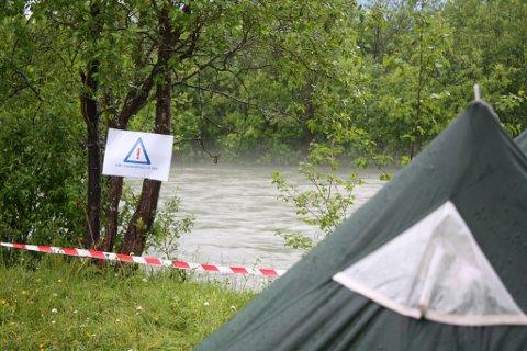 Sikkerheten tas på alvor på urfolksfestivalen i Kåfjord.