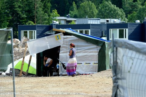 Reaksjonene mot romfolk i Oslo-området minner om aksjoner andre steder i Europa, sier Thorbjørn Jagland.