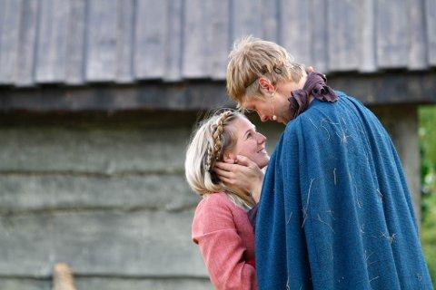 Ida Svendsen gjennomførte en sterk prestasjon både som skuespiller og sanger i rollen som Gjertrud.
