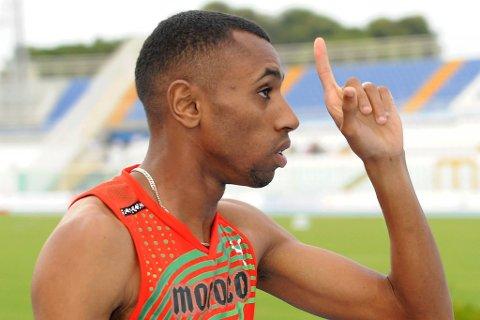 Amine Laalou er ute av OL etter en dopingtest.