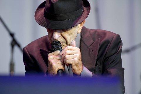 Leonard Cohen på Koengen (28.08.2012).