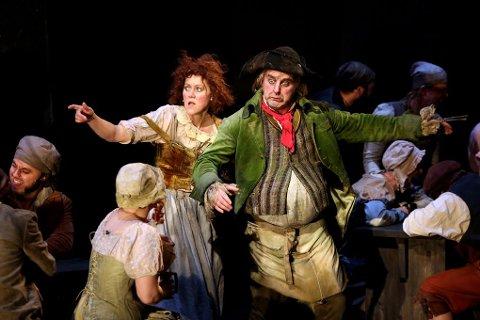 Les Miserables på Hålogaland Teater.