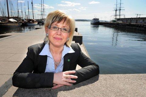 Senterpartiets Irene Lange Nordahl har lenge ivret for mer strukturering i fiskeflåten. Nå kan det se ut som partiet følger etter.