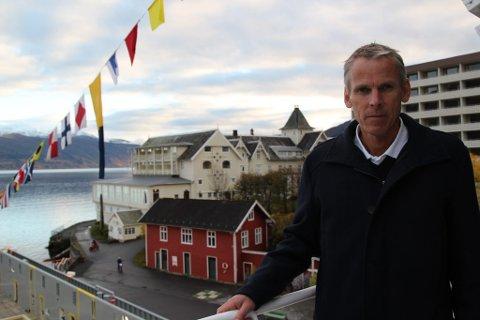 Direktør i Vestland Offshore, Per Vidar Hille.