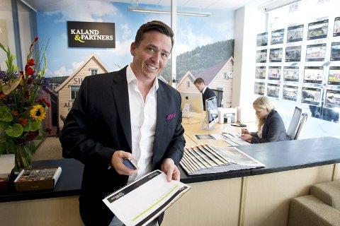 Tommy Kaland  i Kaland & Partners (27.08.2012).