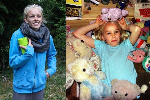 Firda har møtt igjen Karoline Hegrenes 13 år etter vi intervjua henne som 7-åring i 1999.