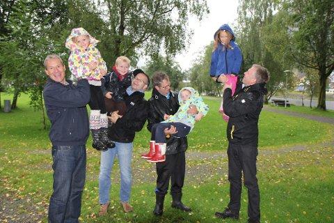 Vinnaren av Barnegåva skal no kårast, og åtte finalistar er plukka ut. Du kan vere med på å stemme fram kven som får teikninga si som skulptur i parken.