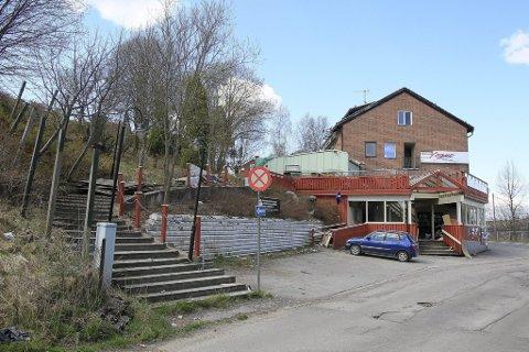 FORFALT: Verdien av Palace-bygget har falt drastisk siden 2010.