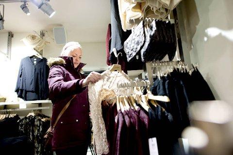 Nå har Ida Kristine en annen størrelse, og trives mye bedre med å gå i butikker enn hun gjorde før.
