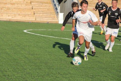 Christian Qvist Jacobsen fortsetter i HSV.