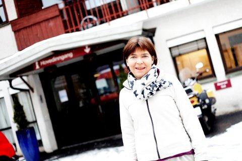 Frisklivskoordinator i Nesodden kommune Karine Heidi Berentsen.