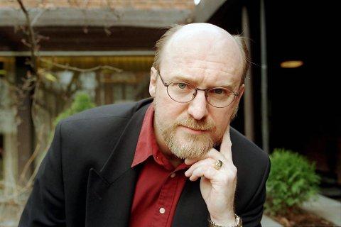 Valgforsker Bernt Aardal.