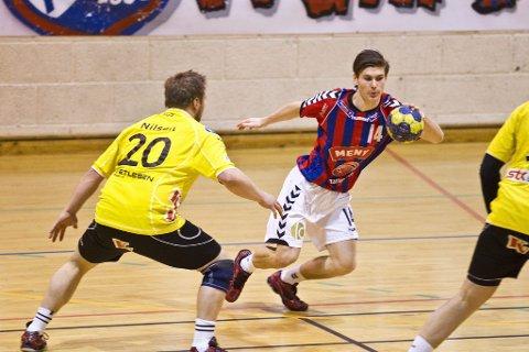 Framtidens mann: Jørgen Skalleberg (17) er en av de unge Fram-spillerne som har tatt mye ansvar denne sesongen.