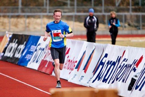Helge Hafsås var suveren i maratonklassa.