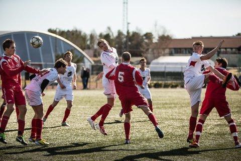 NBK vart pressa på defensiven mot Odda og fekk sitt fyrste heimetap på lang tid.