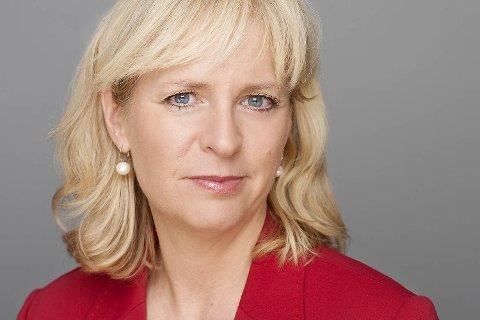 Kommunikasjonsdirektør Christine Korme i Microsoft Norge.