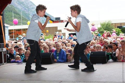 "NY LÅT: Marcus og Martinus har sluppet sin nye singel ""Leah"".   (Foto: Jon Steinar Linga)"