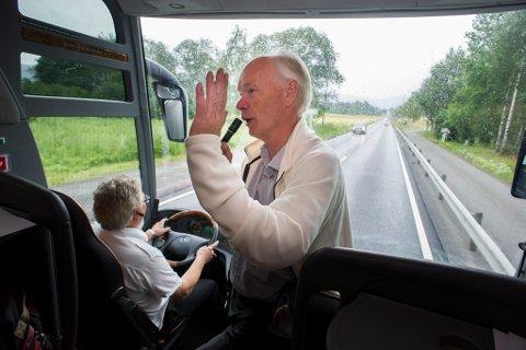 Per Olaf Lundteigen (Sp) mener Treklyngen er avhengig av statlig finansiering.