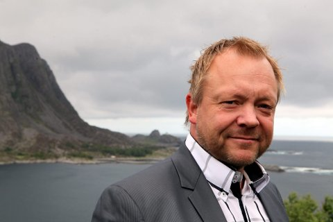 Bengt Solheim-Olsen  er styreleiar for Kystvegen Bergen-Ålesund.