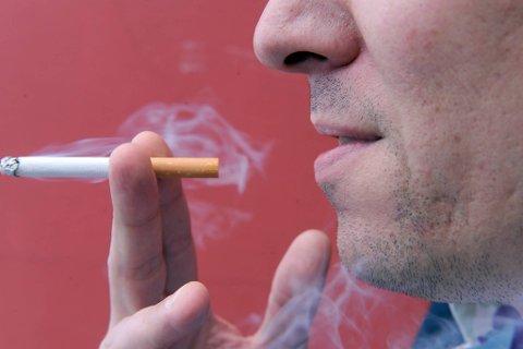 Selv om antall røykere blir stadig lavere, er det rekordmange tilfeller av lungekreft.
