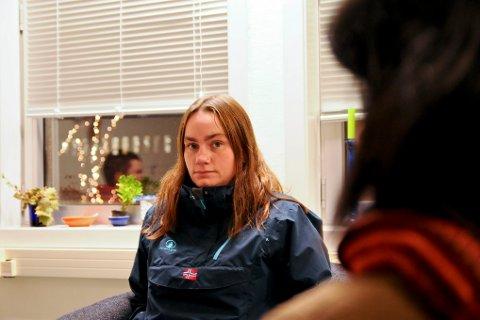 Monika Sørensen har selv vært innom traumeenheten ved Nordlandssykehuset. Nå kjemper hun en innbitt kamp for at tilbudet skal overleve. ? Jeg har invitert meg selv til helseministerens kontor, sier hun.