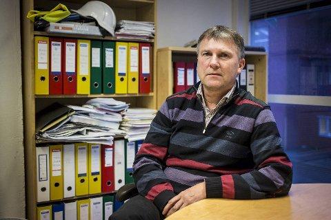 Hovedeier og administrerende direktør Håkon Nesheim i Walde Gruppen så seg tvunget til å melde oppbud i datterselskapene Walde Entreprenør AS og Walde Byggevare AS tirsdag.