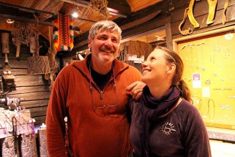 Andreas Lautz har gitt Tana Gull og Sølvsmie AS til datteren Ragnhild Rajala Lautz.