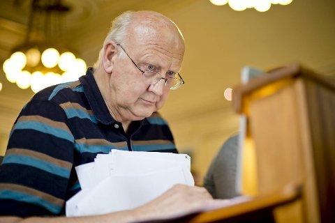 Torstein Dahle (Rødt) har fremmet en interpellasjon til Bystyret, som skal behandles på møte onsdag. Han ber kommunen gå foran og satse på jordvarme.