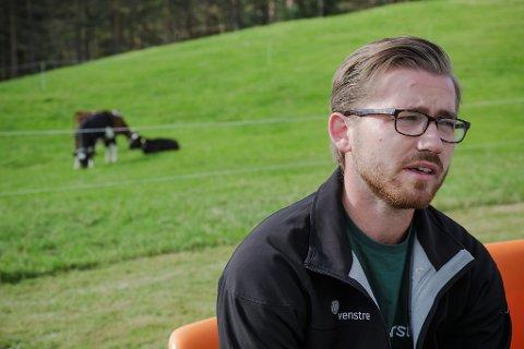 DEPONI-NEI: - Deponisaka er svært viktig for Venstre, seier Sveinung Rotevatn.