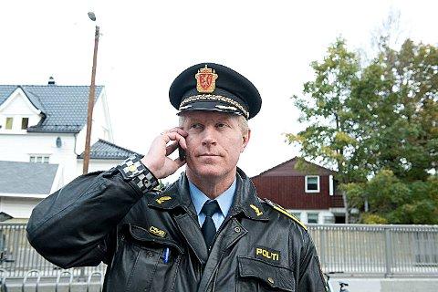 Politiinspektør Morten Ørn i Bergen Sør sier politiet aksjonerte på bakgrunn av en rekke bekymringsmeldinger fra lærere og elever i hans distrikt. (Arkivfoto)
