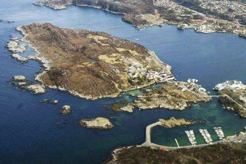Skorpa Eiendom har ikke kommet til enighet med grunneier Jørgen Moe om kjøp av areal på Meløya i forbindelse med utbyggingen på Meløya og Skorpa. Arkivfoto