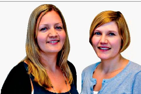 Tine Ludviksen og Jannicke Fosdahl er fastleger ved Innstranda Legesenter. De skriver om helse i AN.