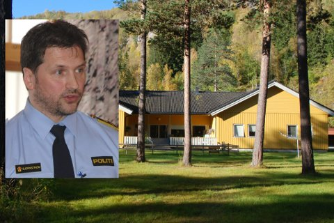 Et bygg som dette på Vensmoen koster 7 mill. kroner å bygge opp til en rus/psykiatrisk institusjon. Politiet advarer mot etableringen.  Røkland og Vensmoen området er mest belastet i Saltdal, sa lensmann Jim Bjørnstrøm i kommunestyret.