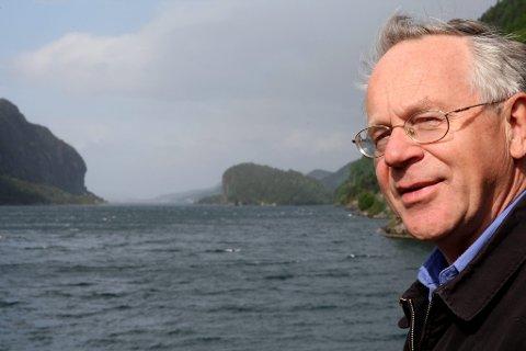 Eivind Hjellum meiner at møringane sitt val av Hafast-alternativet er godt nytt for planane om ein ny ytre kystveg mellom Bergen og Ålesund.