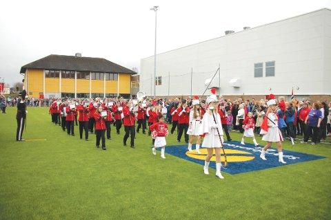 Korps-moro: Gla?dagen i Skotselv har blitt en stor begivenhet hvert år, og som tidligere skal Skotselv og Stalsberg Skolekorps samarbeide om underholdningen.Arkivfoto