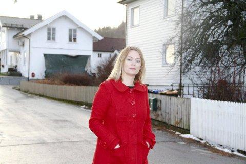 suksess: Sonja Evang fra Holmestrand gjør det bra som manusforfatter. Hennes første film «Det er meg du vil ha» er blitt vist på flere festivaler og skal nå ut på kino. Foto: Magnus Erlingsen