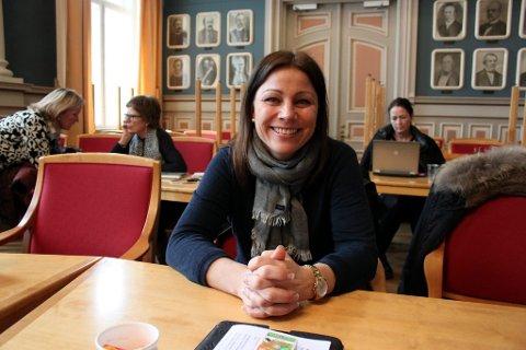 Janicke Andreassen mener Valleråsen er ideelt.