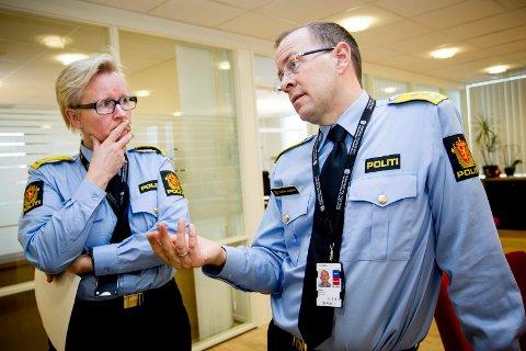Må velge: Fungerende kriminalsjef Mona Elin Hertzenberg må prioritere enda hardere.