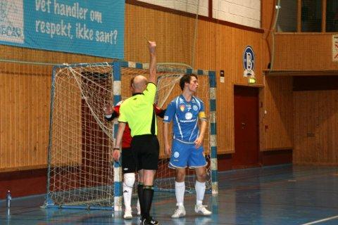 KLAR: Vegakam er klar for gruppespillet. Foto: Hildegunn Nielsen Tjøsvoll