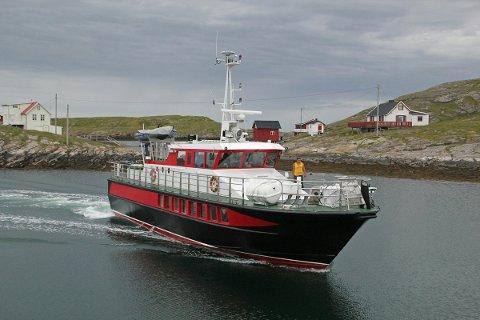 Hurtigbåten Fjordcruise.