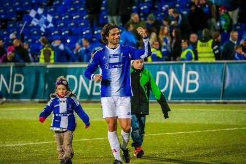 Jeremy Berthod og familien var ikke i tvil da de fikk tilbud om en ny kontrakt med Sarpsborg 08.