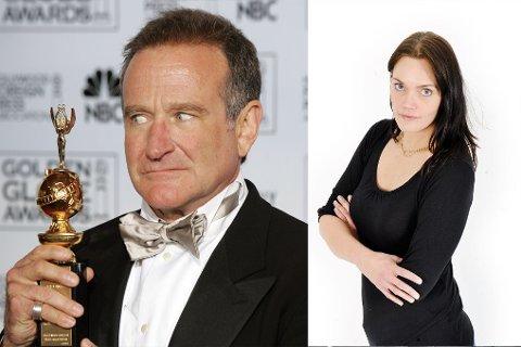 Siri Gulliksen mener selvdrap må omtales i media, etter Robin Williams' dødsfall.