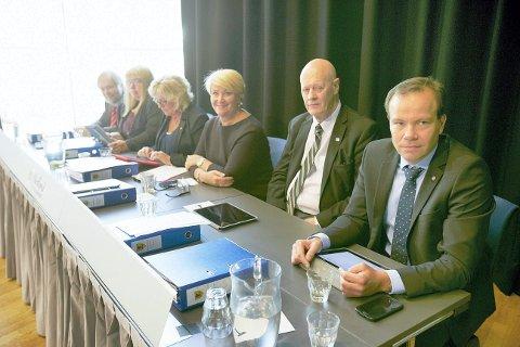 REAGERER: Fylkesråd i Nordland, Tomas Norvoll (Ap).