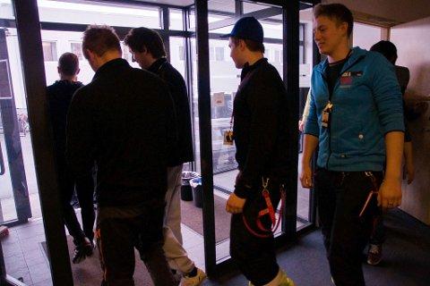 2bf11abf REDUSERER: De 80 ansatte ved Aibel i Hammerfest fikk tirsdag beskjed om at  20 må