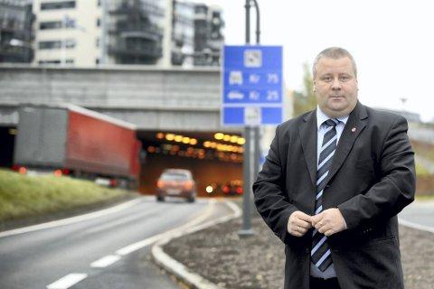 Statssekretær Bård Hoksrud (Frp).