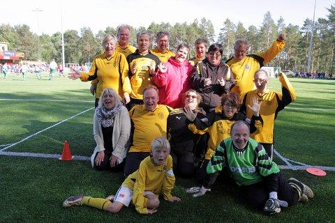 Vil trene mer: Får Kabelvåg HC-lag mer å juble for? Vågan Eiendom har lovet å ta kontakt over helga for å komme til enighet om treningstimer.