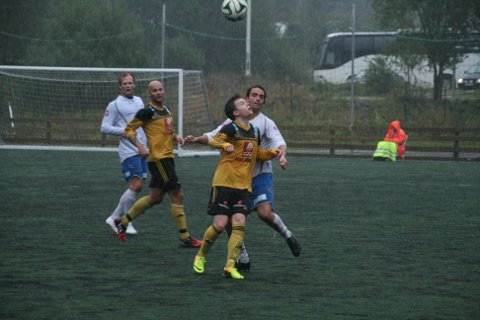Lars-Petter Sortland og Espen Celius klarte ikke stoppe Stålkameratene.